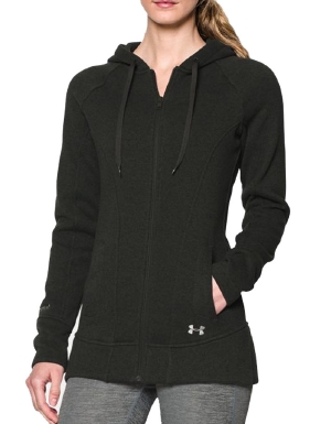 Under Armour UA Wintersweet FZ Hoodie - Women s 50dd735065
