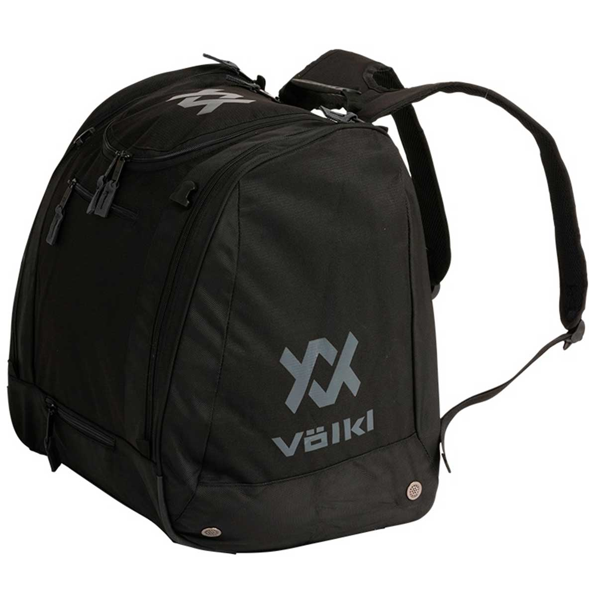 Volkl Deluxe Boot Bag in black