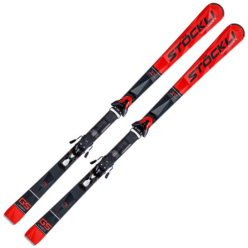 Race Stock Skis